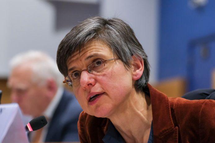 Gouverneur Cathy Berx (CD&V) van Antwerpen.
