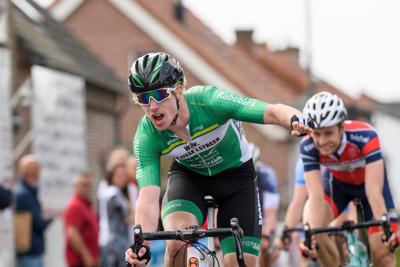 Jasper Schouten keert na een jaar afwezigheid terug bij WV De IJsselstreek.