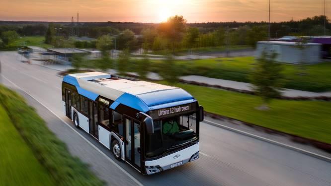 Waterstofbus al bijna goedkoper dan diesel, zegt deze expert: 'Binnensteden kunnen enorm profiteren'