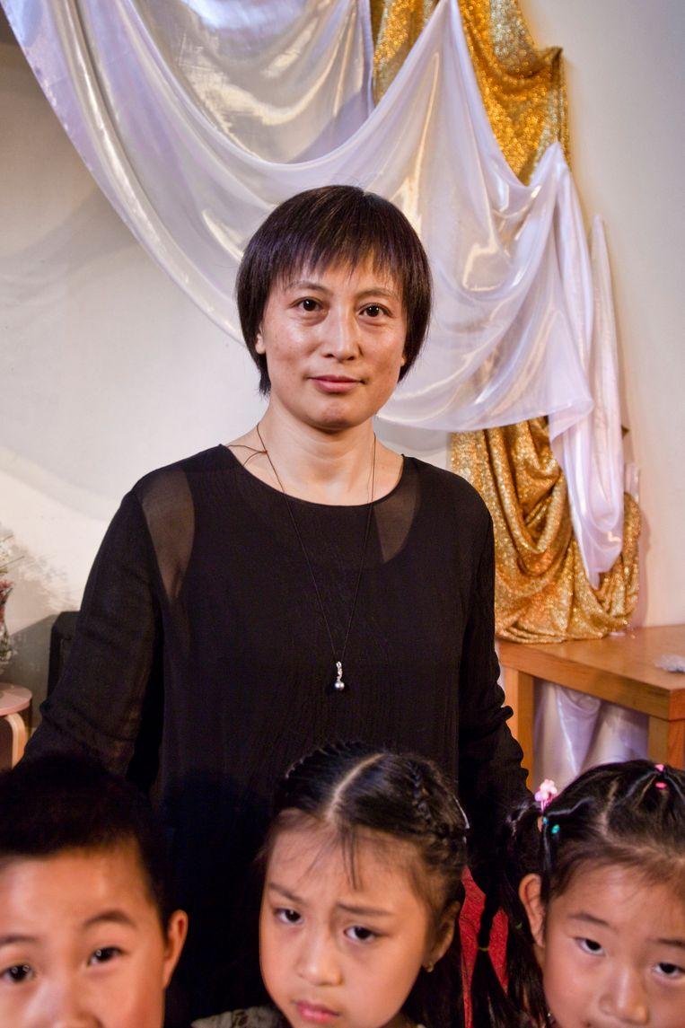 Li Qinhong Beeld Otto Snoek