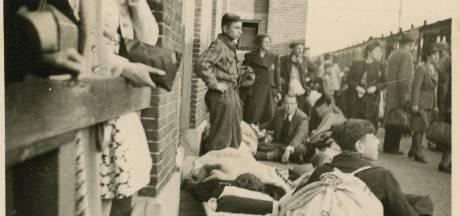 Indringende foto's ontdekt van transport Kamp Vught naar Westerbork: ook Rosalchen uit Hardenberg werd vijf dagen later vermoord