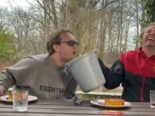 Hoe Bas Smit en John Ewbank al ruim een ton ophaalden voor het goede doel met kotsende BN'ers