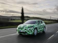 Een verlicht 'mondkapje' en 500 kilometer bereik: rijden met de nieuwe, elektrische Skoda Enyaq