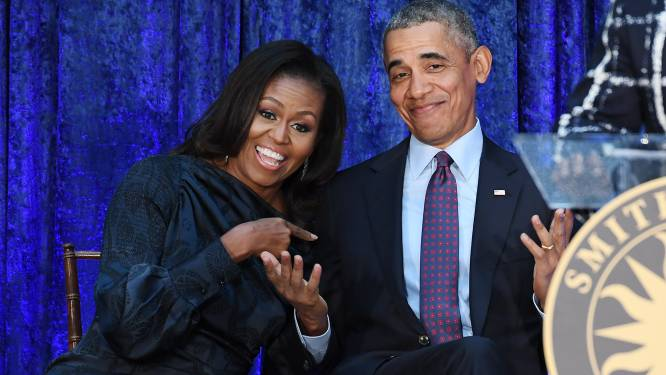 Obama's maken animatieserie over burgerschap