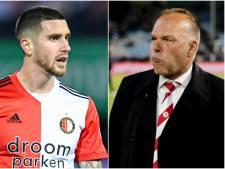 Sparta verbaast zich over trip Feyenoorder Senesi: 'Benieuwd naar regelgeving'