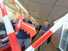 Winkeliers en marktlui in Haaksbergen in actie: 'We zijn er helemaal klaar mee'