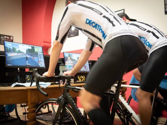 """Van Quickenborne en team winnen koers op rollen tegen gedetineerden: """"Volgend jaar misschien wel met 200 renners aan de start"""""""