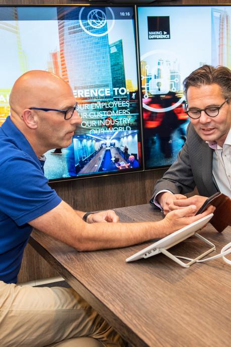 Directie NXP: 'Investering bevestigt het vertrouwen in onze fabriek'