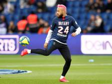 PSG met 'roze' Neymar freewheelend langs tiental Montpellier
