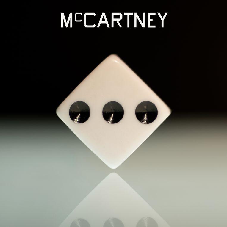 'McCartney III' is nu uit bij Capitol Records.  Beeld RV