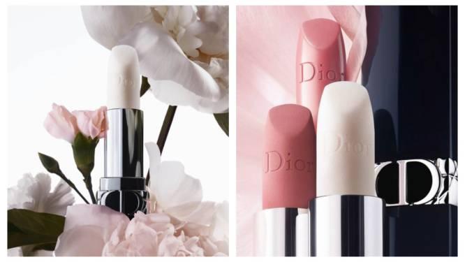 Dior brengt iconische lippenbalsem uit in 18 kleuren en 3 nieuwe texturen