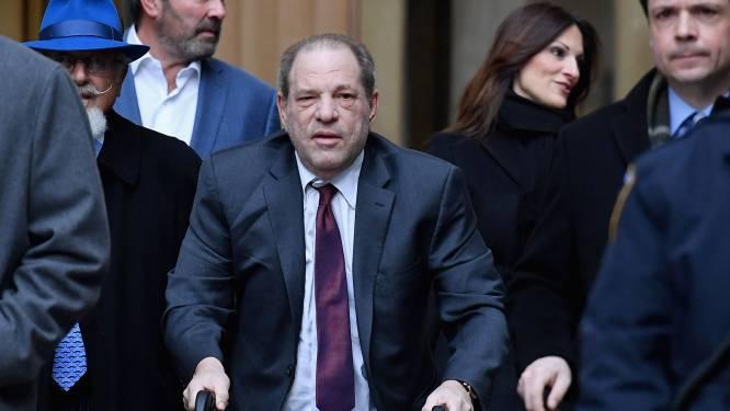 Rechter seponeert één van de elf aanklachten in misbruikzaak Weinstein