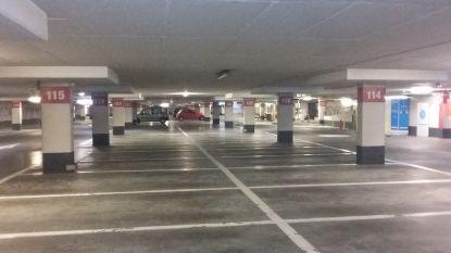 Maandag en dinsdag gratis ondergronds parkeren