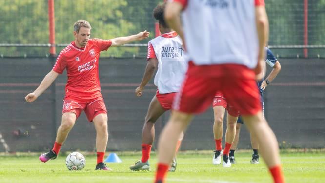 FC Twente: einde aan knieblessures in zicht