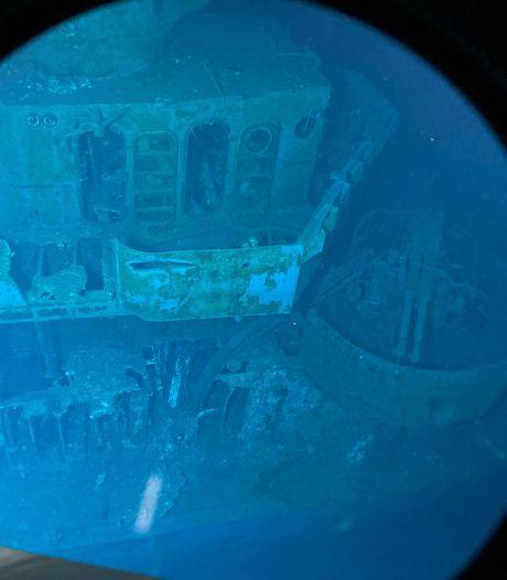 Un navire américain de la Seconde Guerre mondiale découvert à 6.500 m de profondeur