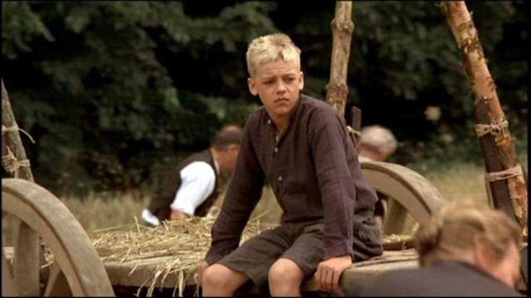 De Witte Van Sichem (een rol van Eric Clerckx) uit 1980, een verfilming van het boek van Ernest Claes, betekende de grote doorbraak voor De Hert. Beeld RV