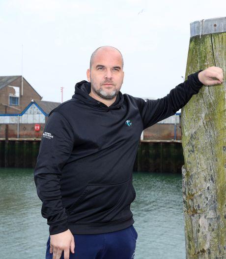 Mike de Houck ziet potentie in vismijn Breskens: 'We kunnen er echt iets van maken'