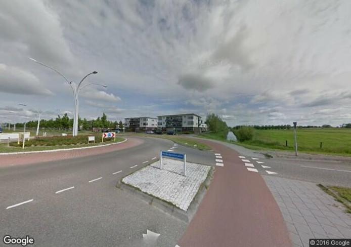 De Mastenbroekerallee in Zwolle. Foto: Google Streetview