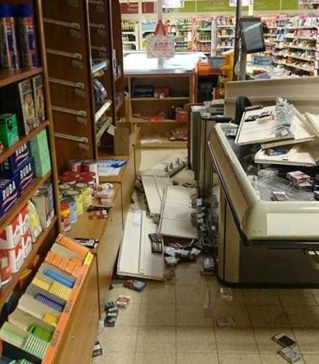 Supermarkt Sint Philipsland opnieuw doelwit inbrekers
