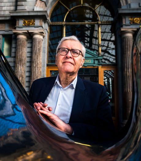 """Luc Van der Kelen ziet Oosterweelwerken nu echt beginnen: """"Twee opritten gaan voor 10 jaar dicht. Ik viel van mijn stoel"""""""