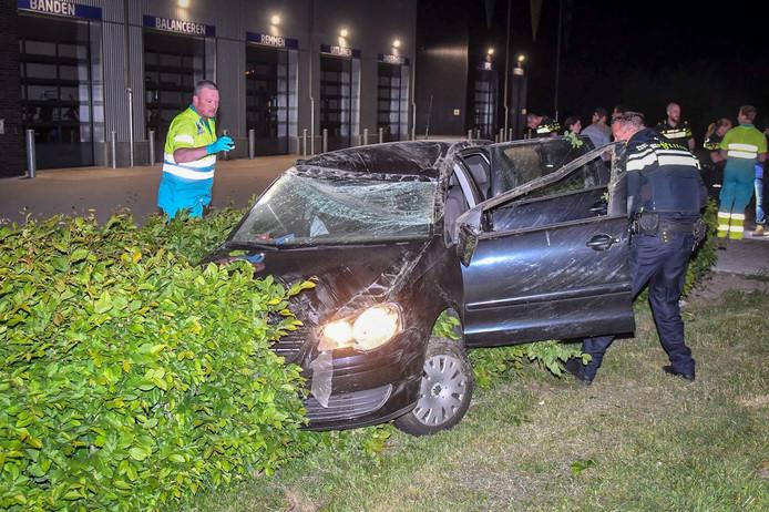 Ongeval Gouwelandenlaan Alphen