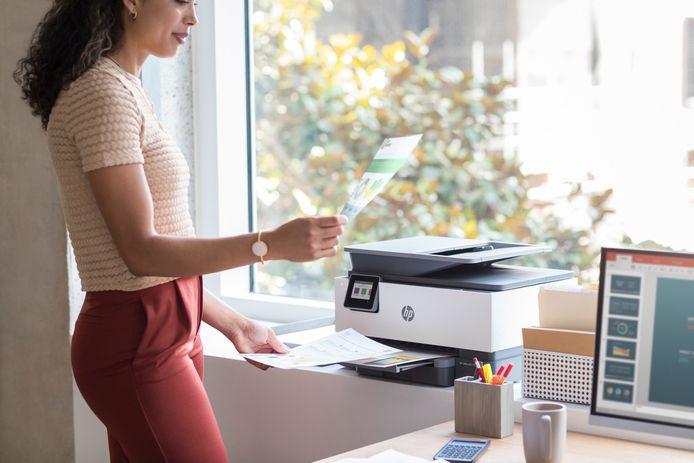 Met de medewerker verhuist misschien ook de printer meer en meer naar het thuiskantoor.