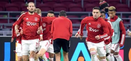 LIVE | Klaassen aan de aftrap bij Ajax tegen FC Midtjylland