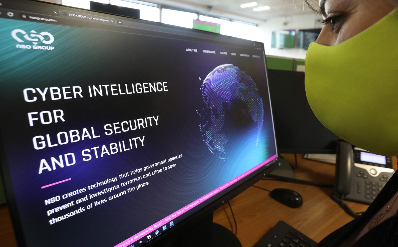 Het Israëlische cyberveiligheidsbedrijf NSO ontwierp de software Pegasus.