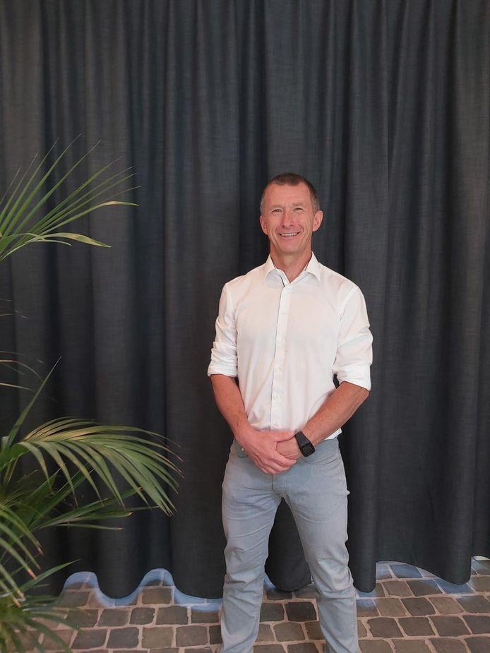 Marc Brosens van scholengemeenschap Beerse.