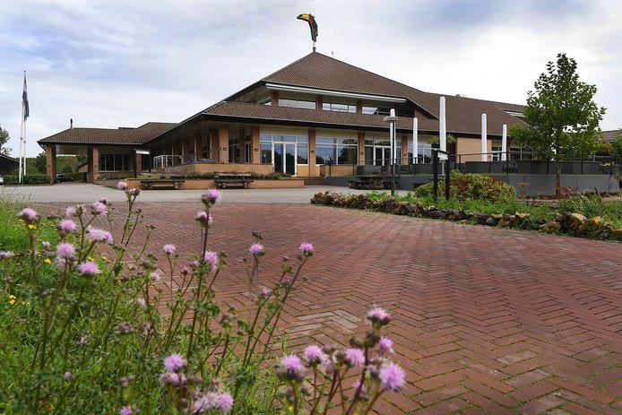 Het Van der Valk-hotel in Cuijk.
