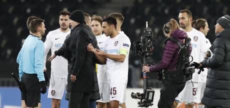 """""""Vous pensez que les Roumains sont des gitans?"""": fin de match électrique à Berne, la colère de Cluj"""