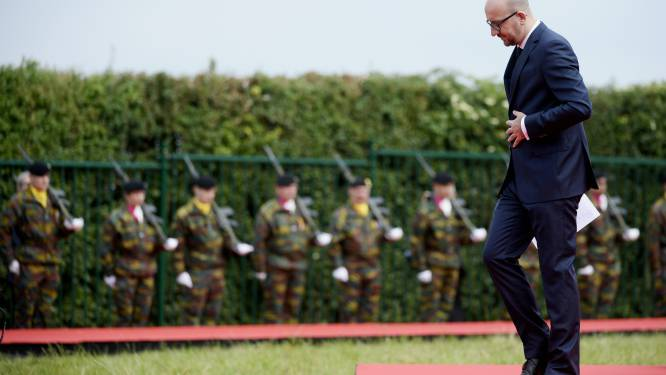 """Premier Michel: """"Waterloo niet herdenken als slag, maar als verzoening"""""""