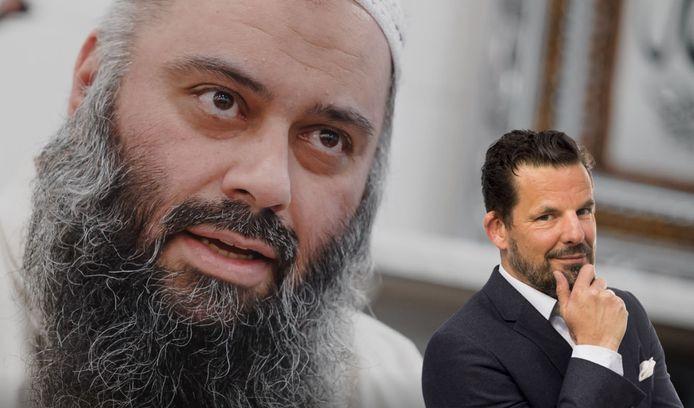 Imam Suhayb Salam van alFitrah. Inzet: Columnist Jerry Goossens