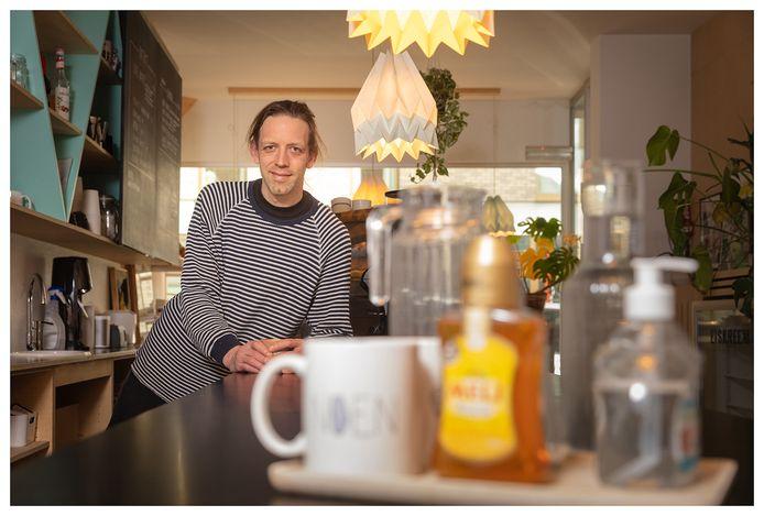 Gerrit Vanvlasselaer neemt ontbijt- en lunchbar Noen over.