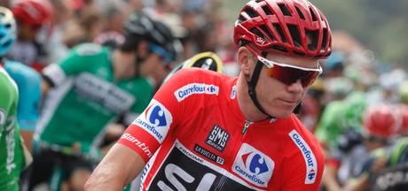 Froome rijdt in 2018 Giro, Dumoulin weet het wel maar zegt het niet