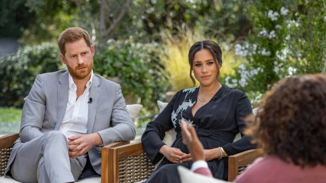 Eén zendt ophefmakende documentaire over Meghan en Harry uit