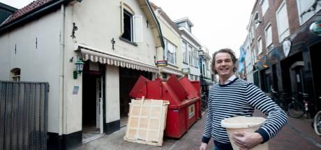 Café De Liefde heeft eindelijk eigen stek in de Harderwijkse binnenstad