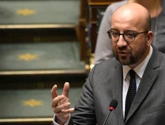 """Charles Michel: """"Kernuitstap tegen 2025 wordt extreem moeilijk, maar ik laat Energiepact niet torpederen"""""""