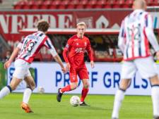 Barnevelder Casper Staring maakt debuut bij FC Twente: 'Ik was blij en nerveus tegelijk'