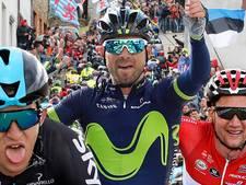 Valverde met stalen zenuwen naar vierde zege La Doyenne