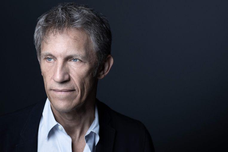 De Franse filosoof en schrijver François Noudelmann. Beeld AFP