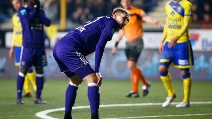 Met zijn tienen had Anderlecht exact dezelfde wedstrijd afgeleverd: Teo alwéér onmachtig