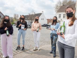"""Vijf studentes lanceren hun eigen aperitief: """"Lucien is authentiek en fris"""""""