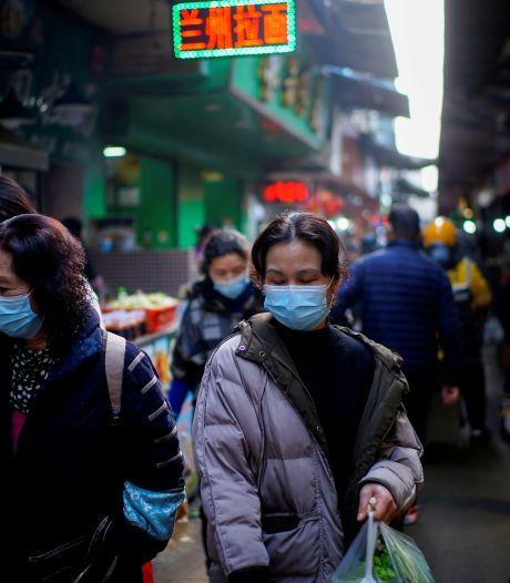 76 nouvelles contaminations en Chine, un record journalier depuis janvier