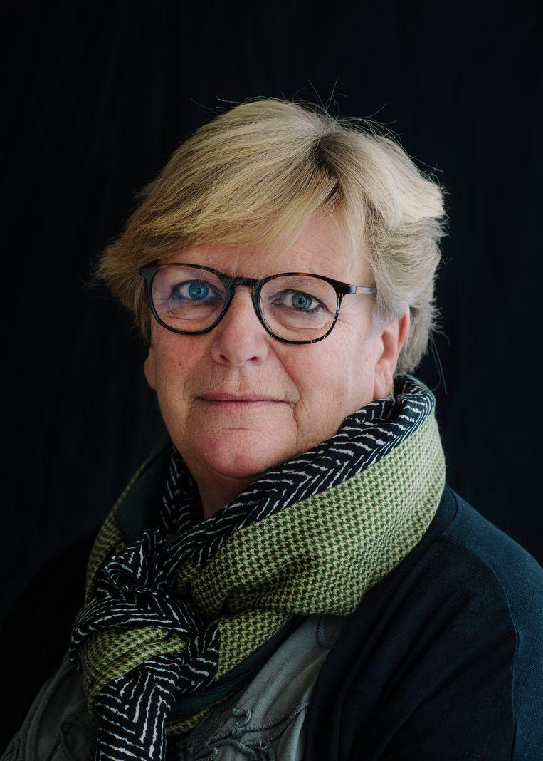 Ellen Hettinga.  Beeld Marc Driessen