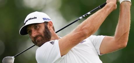 Collega's kiezen Johnson tot golfer van het jaar
