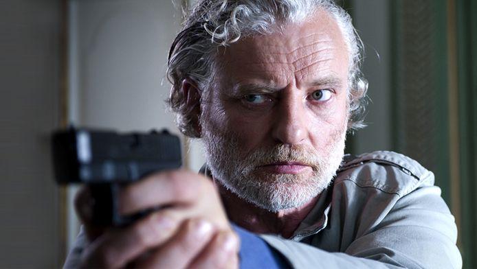Filip Peeters in 'Salamander'.