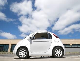 Zelfrijdende Google-auto's al 80 keer de wereld rond