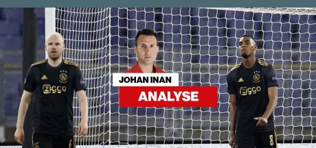 Voor een club die wil aanhaken bij de Europese top ontbreekt het Ajax veel te vaak aan killersinstinct
