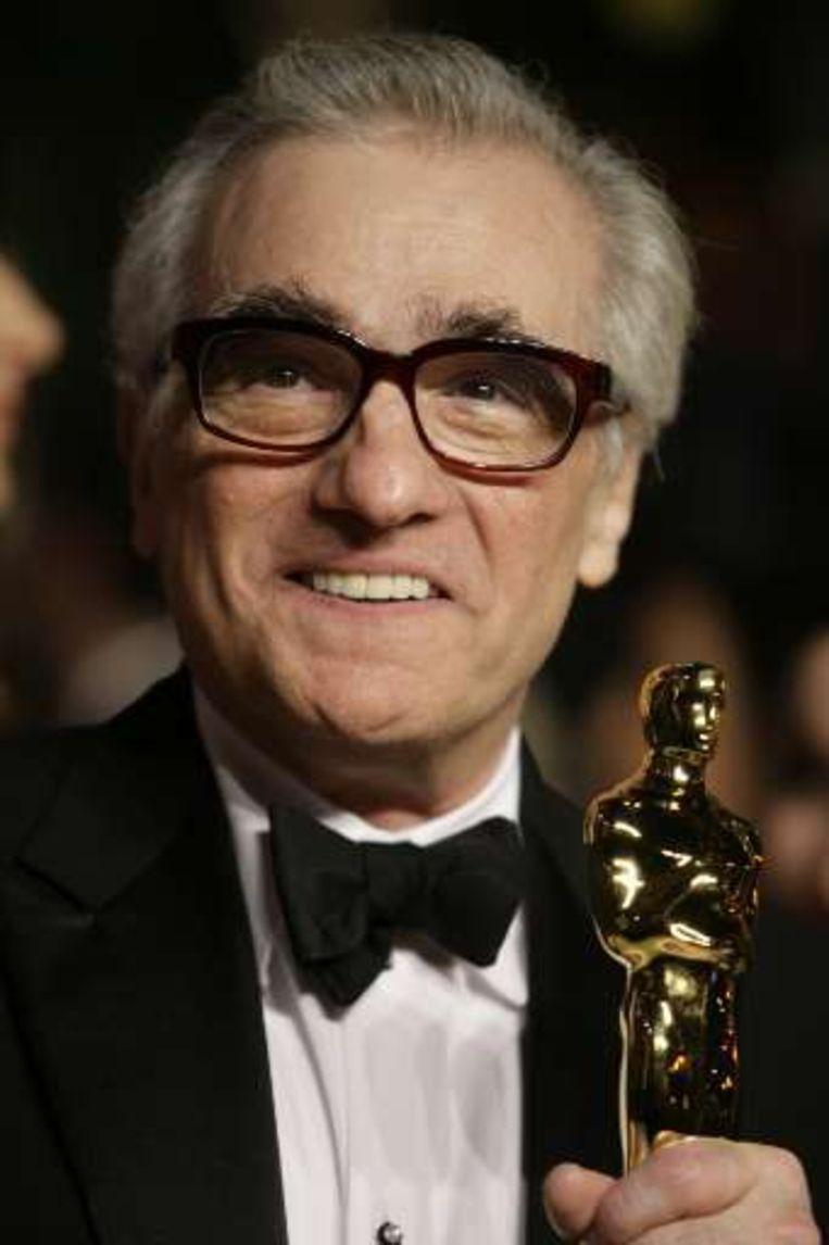 Martin Scorsese. Beeld UNKNOWN